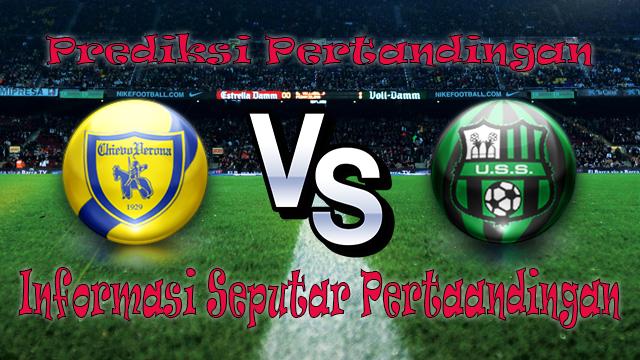 Perkiraan Chievo vs Sassuolo