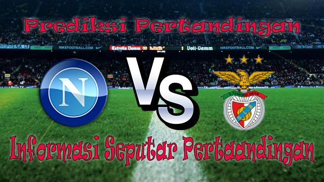 Perkiraan Napoli vs Benfica