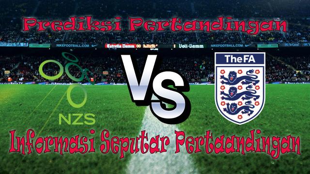 Perkiraan Slovenia vs Inggris