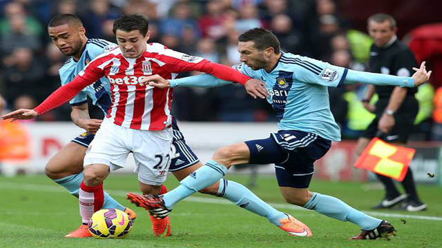 Agen Bola Stoke City vs Burnley