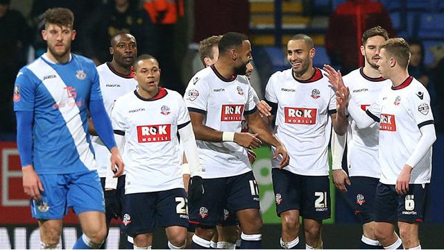 Judi Bola Online Bolton Wanderers vs Gillingham
