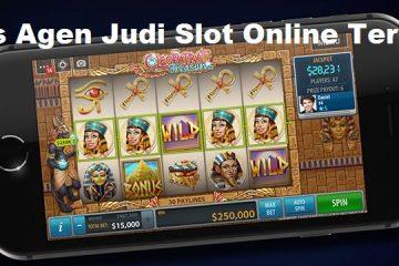 Situs Agen Judi Slot Online Terkini